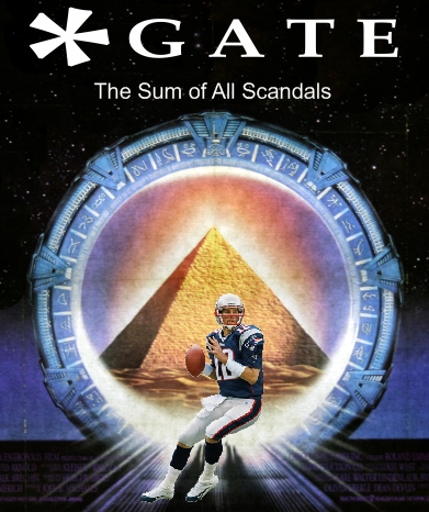 New England Patriots StarGate: NE, The Sum of All Scandals